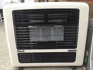 1 x (Scuffed) Ex Display Rinnai Granada 252 Cream (NG) Heater Caringbah Sutherland Area Preview