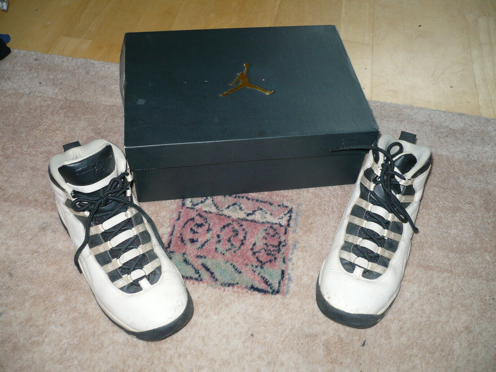 Nike Air Jordan Mädchen Retro10 Prem Gg Basketballschuhe Gr. 39