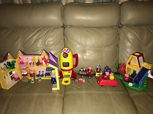Bulk Peppa pig playset Coopers Plains Brisbane South West Preview