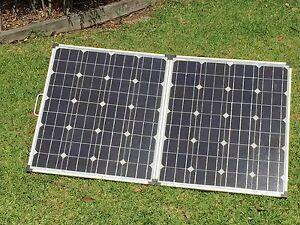 160 watt folding solar panel - near new East Maitland Maitland Area Preview