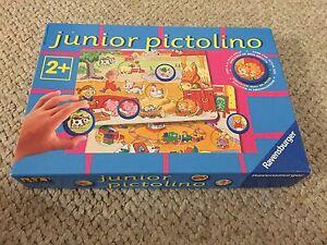 Junior Pictolino, children's board game