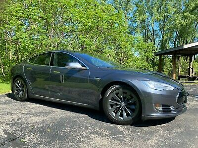 2015 Tesla Model S 85D 2015 Tesla Model S Midnight Grey Metallic 85D - 55,000 Miles,Excellent Condition