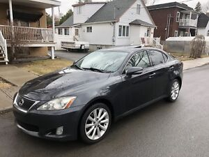 2009 . LEXUS. AWD IS 250. Automatic