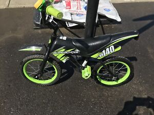 Two Kids bikes for sale.