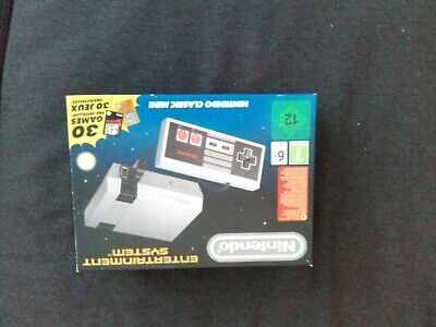 Nintendo Classic Mini / Mini NES console - come nuovo