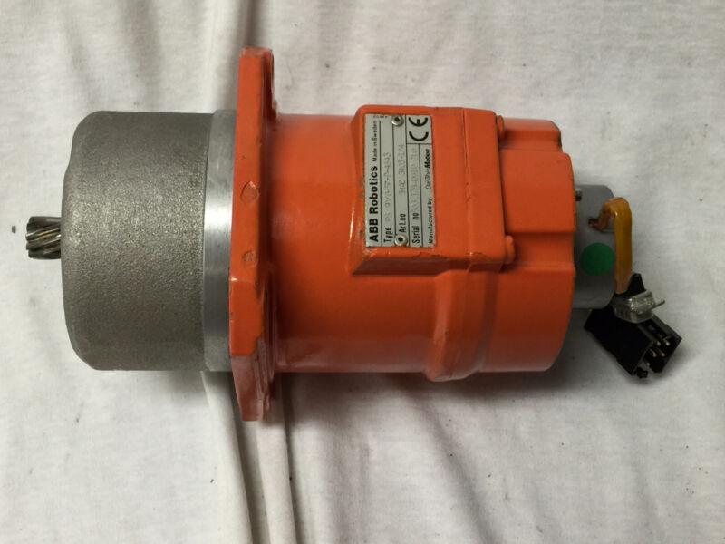 Abb Irb Robot Motor 3hac3403-1, 3hac4789 Axis 1 Or 3 Servo Elmo Motor W/exchange