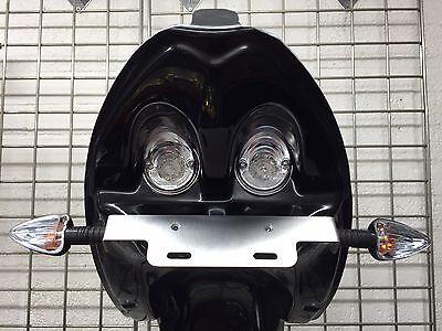 Suzuki 1250 BANDIT 2007-2009 UNDERTRAY - Rear LED Lights, Tail Tidy & Indicators