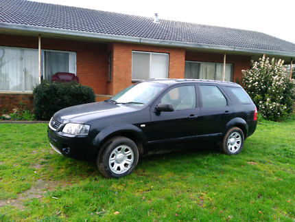 Ford territory Drouin Baw Baw Area Preview