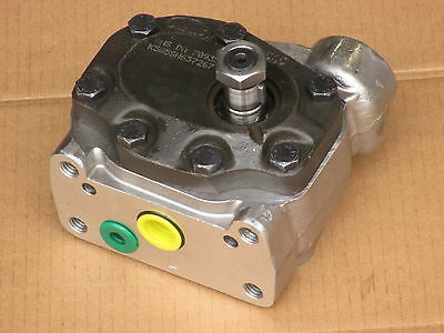 Hydraulic Pump For Ih International 544 560 606 6388 656 6588 660 664 666 6788