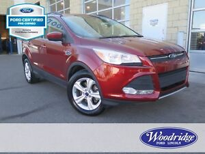 2016 Ford Escape SE CERTIFIED PRE-OWNED. FINANCE FROM 1.9%.