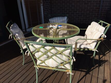 Outdoor furniture Croydon Burwood Area Preview