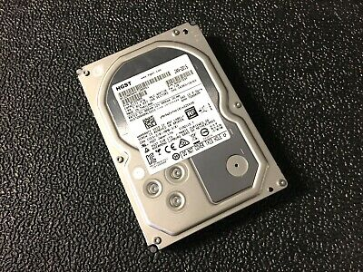 HGST Ultrastar 7K6000 0F22805 (HUS726040AL5211) 4TB 7200 RPM 128MB Cache