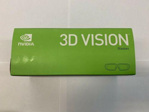Nvidia 3D Vision Glasses With Original Box Sealed