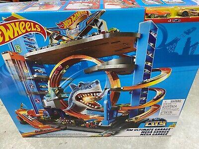 Mattel FTB69 Hot Wheels Ultimate Garage Kids Toddler Children Play Game Set Kit