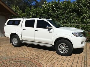 2014 Toyota Hilux Ute Tuggerah Wyong Area Preview