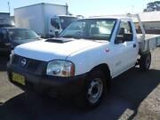 nissan navara 2011 single cab ute diesel turbo, rego logbook Guildford Parramatta Area Preview