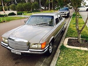 Mercedes 450SE V8 1973 Noraville Wyong Area Preview