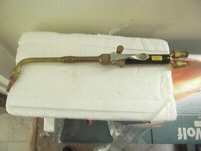 Harris 50-9 Gas Welding Brazing Torch Handle Excellent Condition