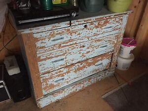 Rustic Antique Dresser
