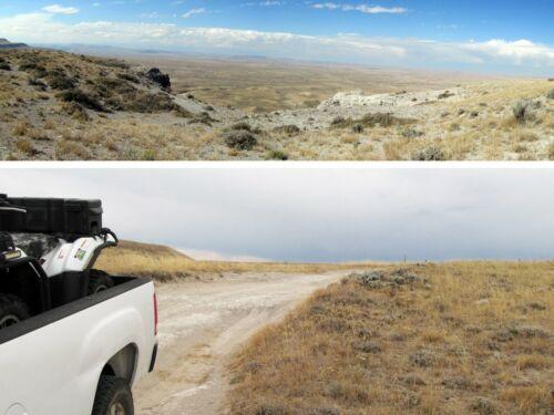 Wyoming Opal Placer Gold Mine Cedar Rim Mining Claim Creek Panning Sluice Gems