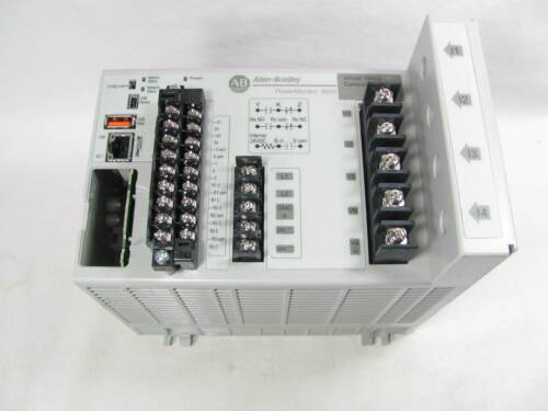 Allen Bradley, Power Monitor, 1426-M6E, SER B, Power Quality Meter, Working