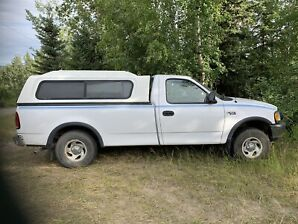 1997 F 150 4x4 Pick-up Truck For Dale
