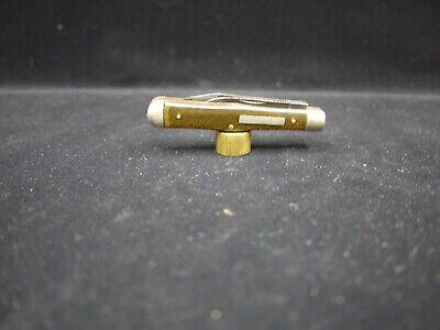 HSB & Co. - Hibbard Spencer Bartlett Pocket Knife w/2 Blades and Sparkle Handle