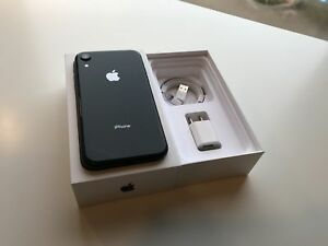 iPhone XR 64GB - Black (Blacklisted)
