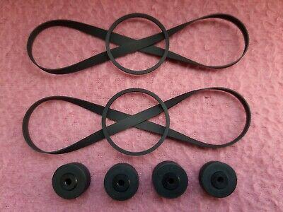 Sony TC-WR 870 Riemen-Set Belt Kit Courroie Cinghia Kassettendeck Tape Deck