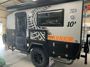 Eagle Hybrid OFF ROAD Warrior 10  sleeps 5 with  external hot shower Para Hills West Salisbury Area Preview