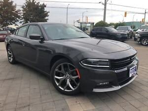 2017 Dodge Charger SXT RALLYE**POWER SUNROOF**BLIND SPOT DETECTI