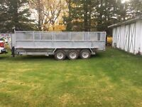 20 yard dumpster rentals  - get rid of your junk today!