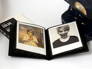 album a tasche per foto polaroid 600 sx70 photo album 40 foto svip40 ebay. Black Bedroom Furniture Sets. Home Design Ideas
