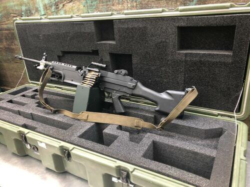 Military Hardigg Case Rifle Gun Storage 240B Spare Barrel w/ FOAM 308