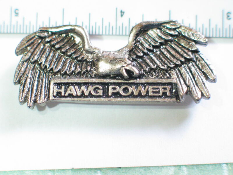 Hawg Eagle Motorcycle Pin (#049)