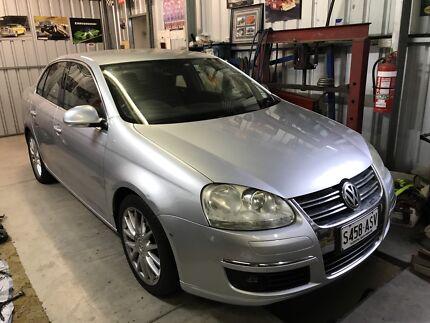 VW JETTA 2006 FSI