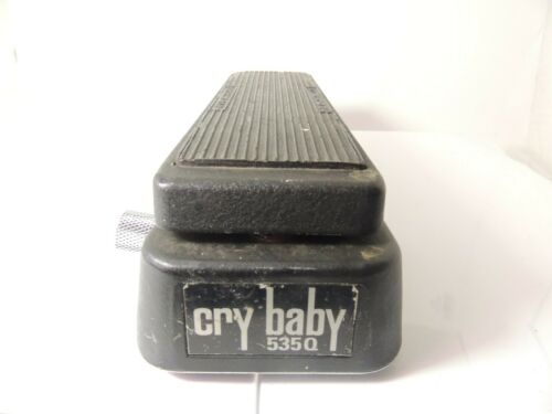 Dunlop 535Q CryBaby Wah Effects Pedal Free USA Shipping