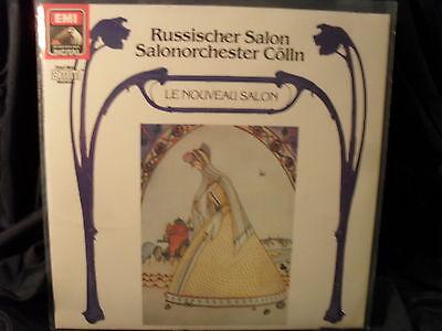 Salonorchester Cölln - Russischer Salon