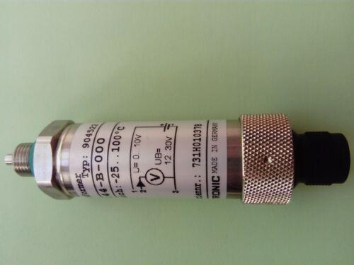 HYDAC ETS 4100; ETS 4144-B-000  Electronic Temperature Transmitter
