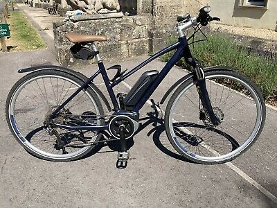 "Carrera Crossfuse Ladies Ebike 19"" Frame Electric Bike"