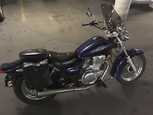 2004 Suzuki GZ250 Marauder Cruiser for sale