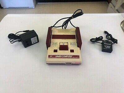Nintendo Family Computer Famicom console TESTED WORKING HVC-001