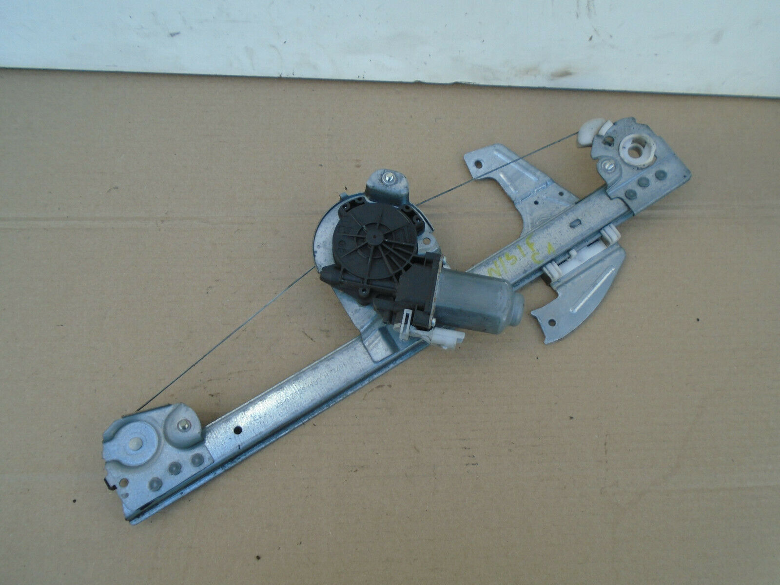Car Parts - 2006-11 PEUGEOT 107 CITROEN C1 3/5DR Door Passenger Side Front Window Regulator