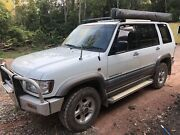 2001 Holden Jackeroo 4wd Daintree Cairns Surrounds Preview
