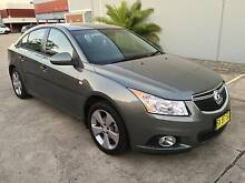 2014 HOLDEN CRUZE LOW KMS O4/2017 REGO FULL SERVICE! LAST PRICE!! Lidcombe Auburn Area Preview