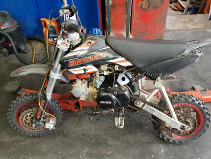Pitbike thumpster DIRTMAXX 80cc