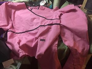 Brand New Breast Cancer Scrubs XL