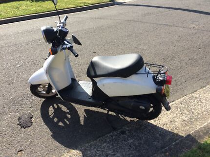 Motor scooter NEEDS WORK  Lakemba Canterbury Area Preview