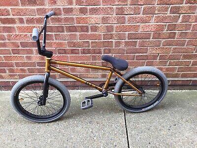 Custom Federal Dan Lacey DLX bmx