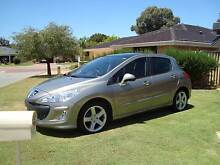 2010 Peugeot 308 Turbo Hatchback Redcliffe Belmont Area Preview